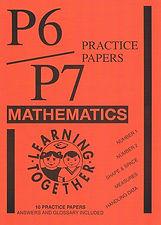 Transfer Test mathematics cover
