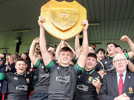 Rugby – 1st XV Subsidiary Shield Winners