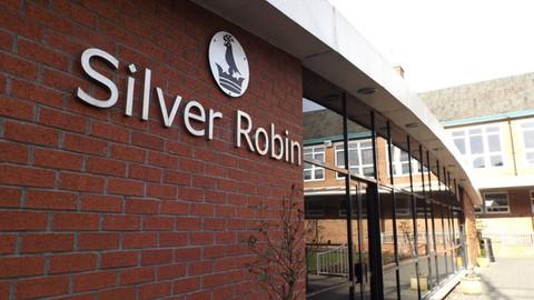 Silver Robin