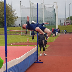 Well done to Oakgrove College pupil Kristian Slater coming 5th in the High Jump at the Ulster Athletics District C Championships.