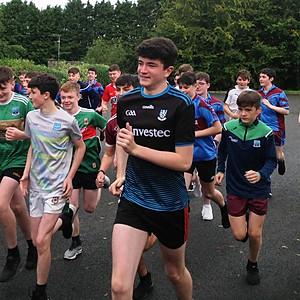 Oisín McGrath Run