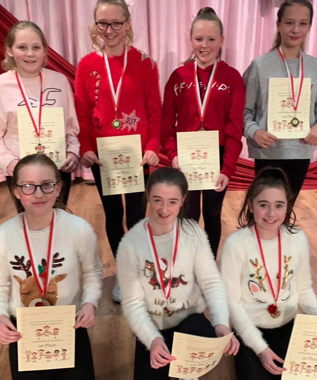 Year 8 Dance Competition 2019 app 1