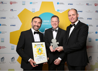 Irish News Workplace & Employment Awards Success