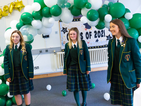 Class of 2021 Leavers' Day