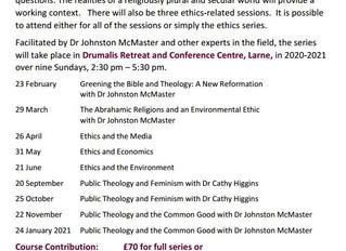 Exploring Public Theology