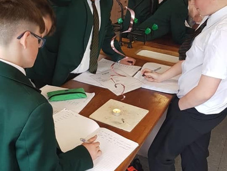 Science Department - Year 8