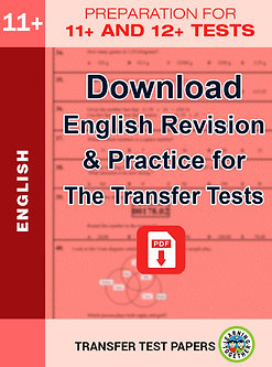 English Preparation – Ideal for both AQE & GL Tests (Download)