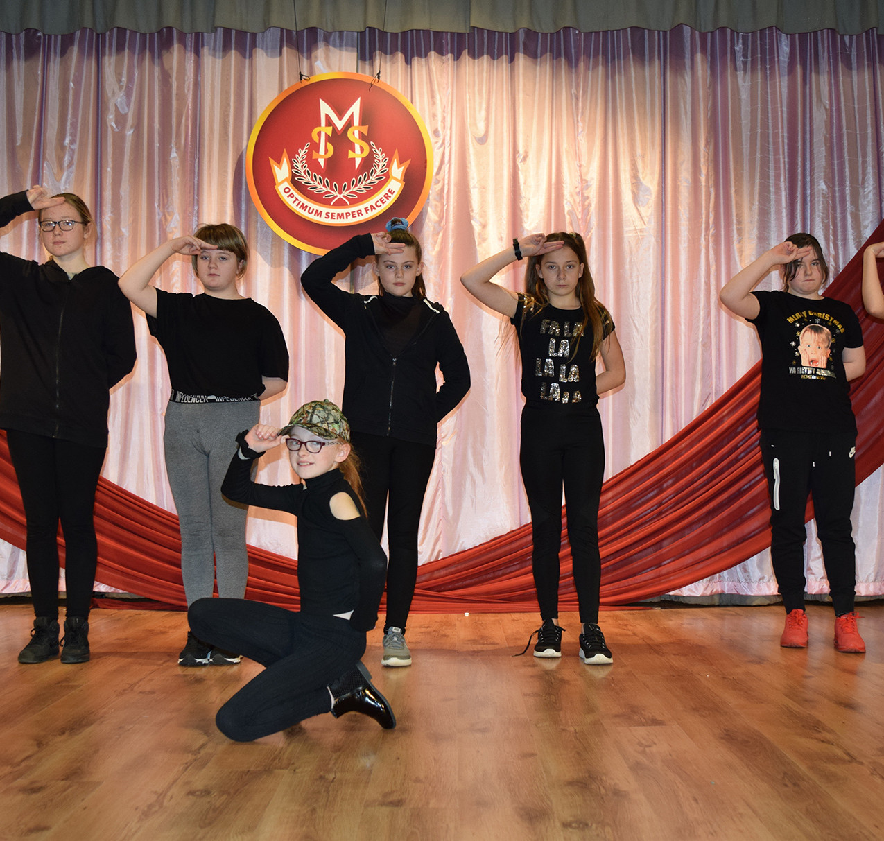 Year 8 Dance Competition 2019 app 8