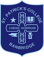 St Patricks Banbridge Logo.png