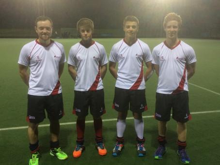 Hockey News – Ulster U17 team