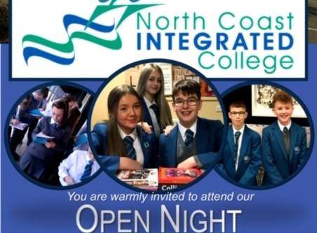 Open Night - 27th January 2020