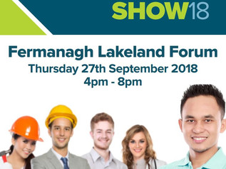 Fermanagh Opportunities & Careers Show 18