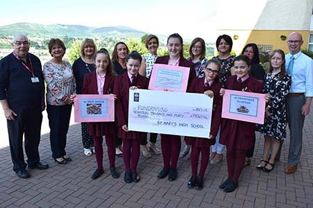 St Mary's Fundraising Efforts