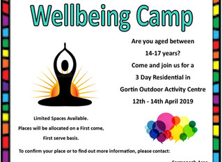 Health & Well-Being Camp