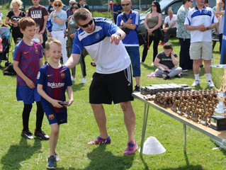 MINI SOCCER MEDALS – CLUB DAY