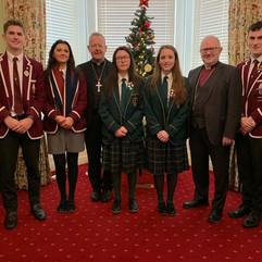 St Catherine_s Pupils take part in RTE C