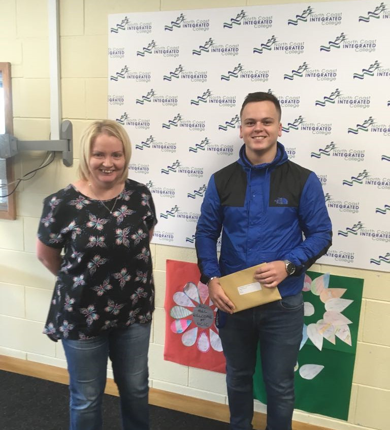 Jack who achieved two A grades and B, pi