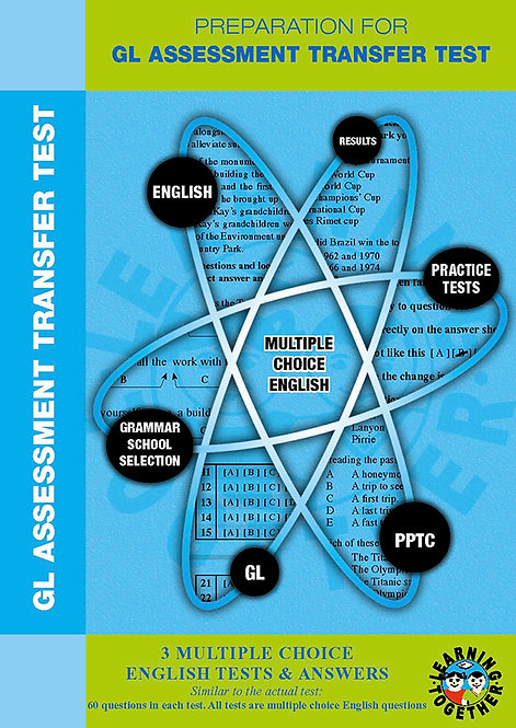 GL English assessment Transfer Test practice tests