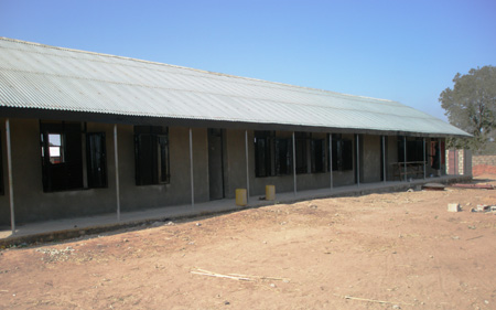 New secondary school building 1