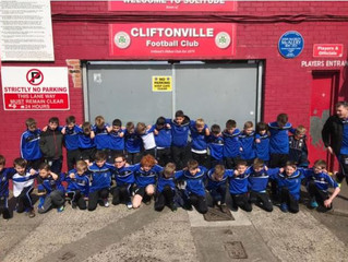 UNDER 11s TRIP TO SOLITUDE