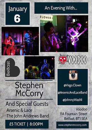 STEPHEN MCCORY