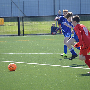 Under 13 Soccer Northern Ireland Cup Final