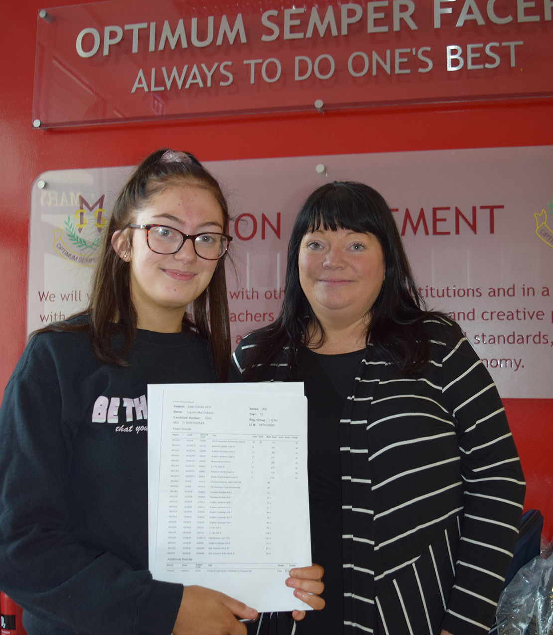 GCSE Results Day 2019 app 22