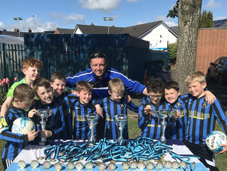 UNDER 9S – ROSARIO CUP WINNERS