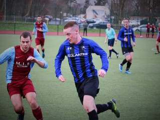 8 – 0 KEEPS FIRSTS IN BATTLE FOR PROMOTION