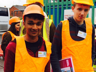 Civil Engineering Day at Queens