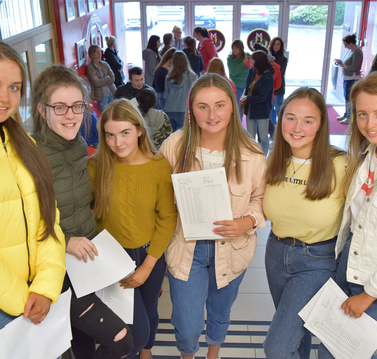 GCSE Results Day 2019 app 12