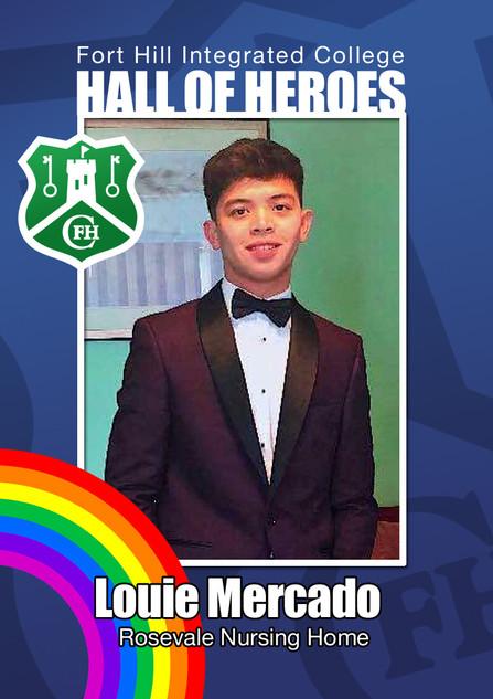 Louie Mercado