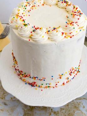 Year 8 Cake