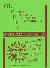 GL PPTC Transfer Test maths cover