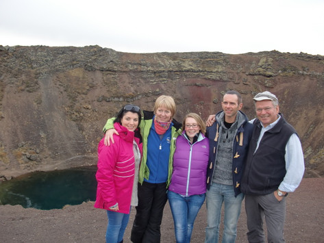 Geography Trip to Iceland 2012