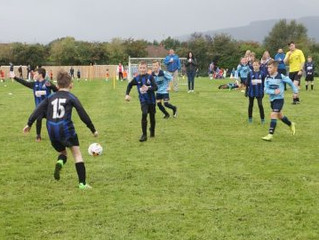 UNDER 11 CUP SEMI FINAL – WEDNESDAY 2 MAY