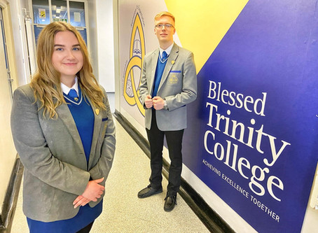 Appointment of Head Boy and Head Girl 2020-2021