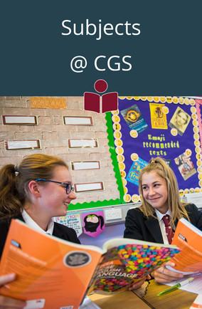 Subjects @ CGS