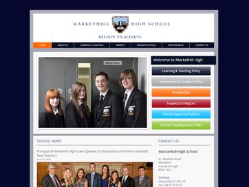 Markethill High School