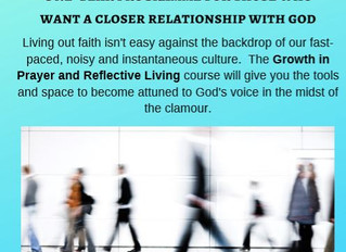 Growth in Prayer and Reflective Living