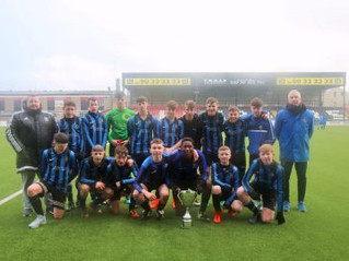 UNDER 15S – ONE GAME TO THE TITLE