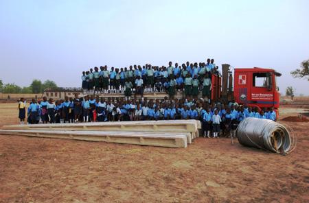 New secondary school building 5