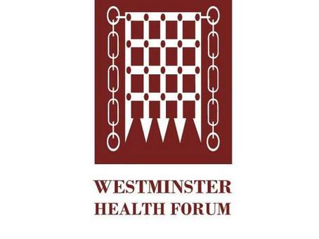 Westminster Health Forum Seminar