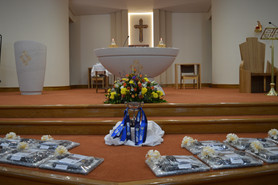 Thanksgiving Mass for the All Ireland Junior Camogie team