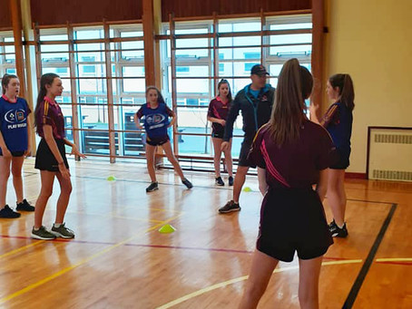 Ulster Rugby Taster Sessions