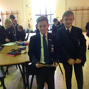 Year 8 Young Enterprise Day