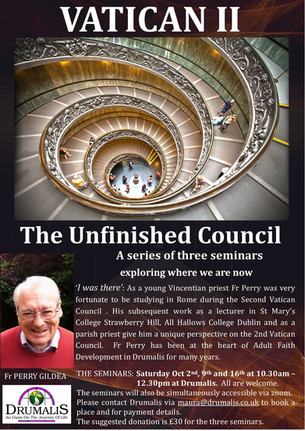 Vatican II The Unfinished Council