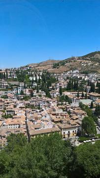 Views from La Alhambra