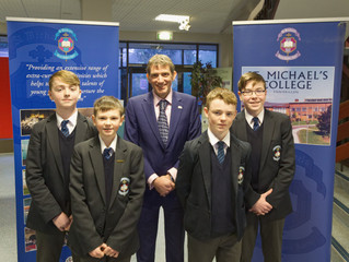 St. Michaels College supports Safer Internet Day 2019