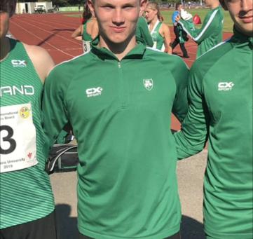 Athletics – Rory Carson